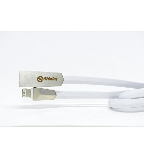 CABO USB LIGHTNING FLAT COLORS 1M
