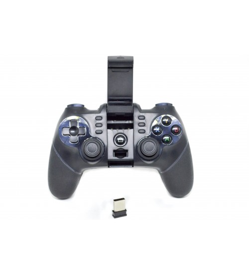 CONTROLE PARA CELULAR/WIN/PS3 BLUETOOTH E WIRELESS